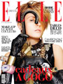 ELLE Arab World, December 2012 Issue